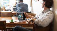 Das Covertable vereint alle Vorteile eines Notebooks und eines Tablets.