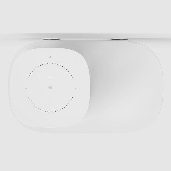 Sonos One Shelf Weiß