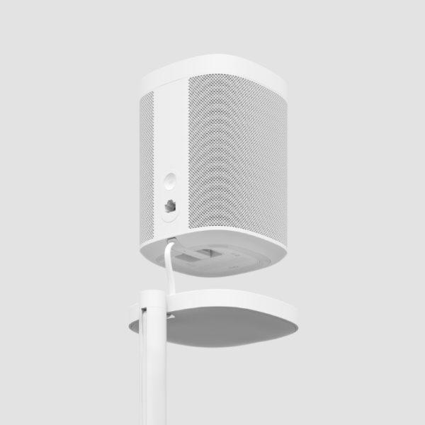 Sonos One Standfuß Weiß