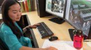 Workstation eingesetzt für CAD